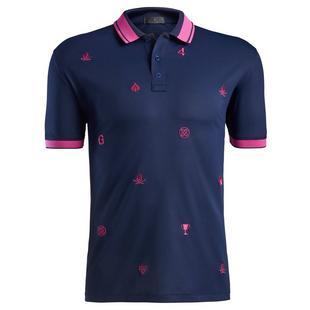 Men's Deck Short Sleeve Polo