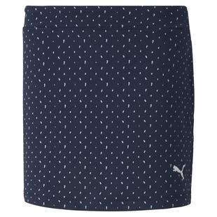 Girl's Polka Skirt