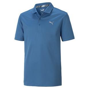 Boy's Essential Short Sleeve Polo