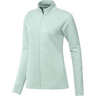 Veste Layer texturée à glissière complète pour femmes