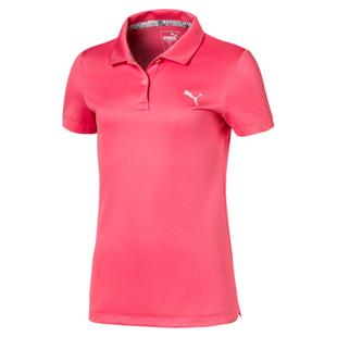 Girls Essential Short Sleeve Polo