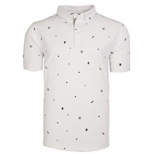 Men's Dri-FIT Player Printed Short Sleeve Polo