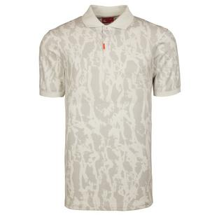 Men's Bark Short Sleeve Polo