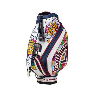 Limited Edition September Major Staff Bag