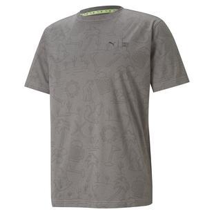 T-shirt First Mile Flash pour hommes