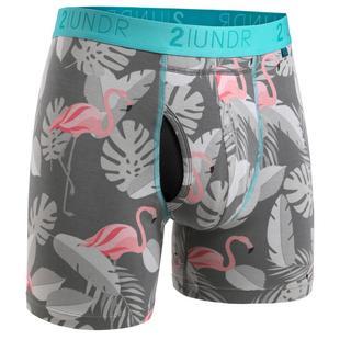 Boxeurs Swing Shift pour hommes  - Flamingo