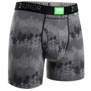 Men's Eco Shift Boxer Brief - Forest