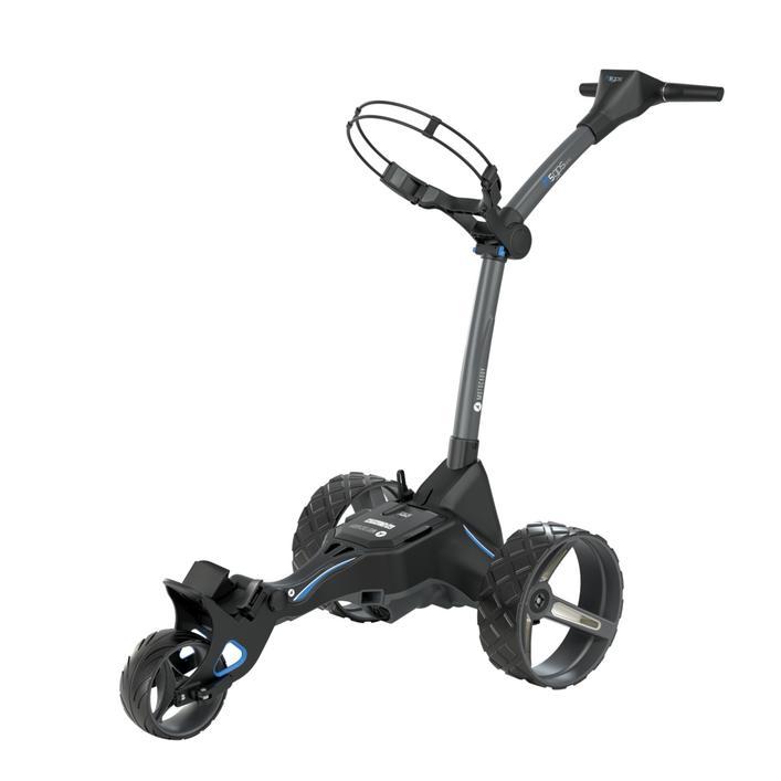 Chariot électrique M5 Connect GPS DHC 2020 avec E-Brake