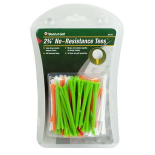 No Resistance Tees - 40 Pack