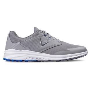 Men's Solana Spikeless Golf Shoe - Grey/Blue