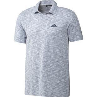 Men's Broken Stripe Short Sleeve Polo