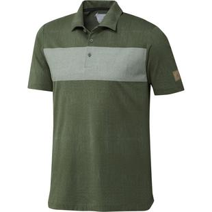 Men's adiCross Graphic Short Sleeve Polo