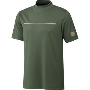 Men's adiCross Round Neck Short Sleeve Polo