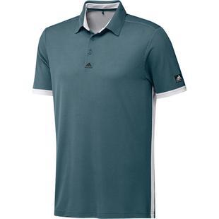 Men's Equipment Mesh Short Sleeve Polo