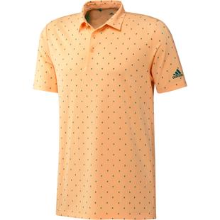 Men's Ultimate365 Printed Short Sleeve Polo