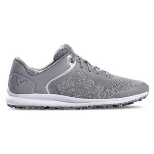 Women's Malibu Spikeless Golf Shoe - Grey