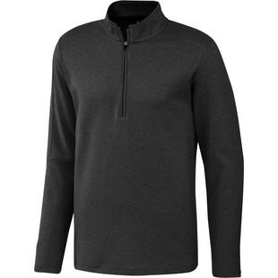 Men's 3-Stripe 1/4 Zip Layering Pullover