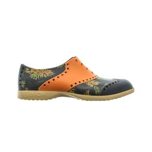 Men's Oxford Pattern Spikeless Shoe - Luau