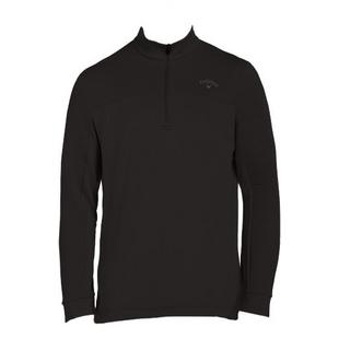 Men's Ottoman Chest 1/4 Zip Pullover