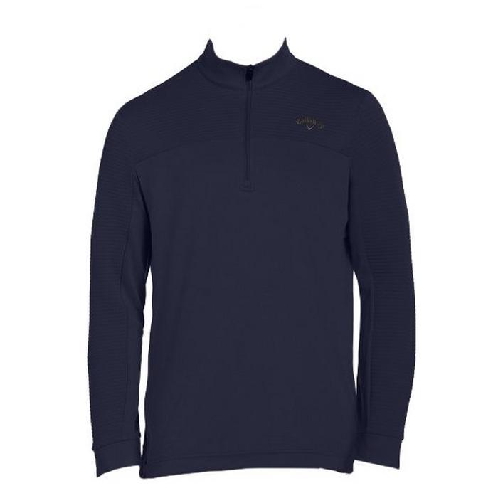 Men's Ottoman Chest 1/4 Zip Pullover