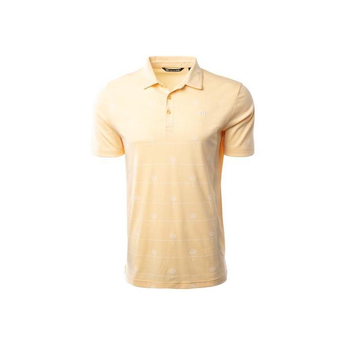 Men's Hit Guac Bottom Short Sleeve Polo