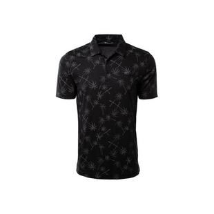 Men's Handstamp Short Sleeve Polo