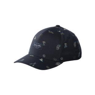 Men's Sand Angel Snapback Cap