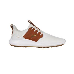 Men's Ignite NXT Crafted Spikeless Golf Shoe -White/Brown