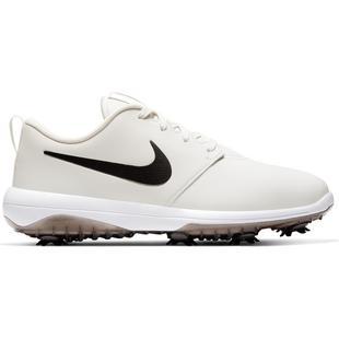 Men's Roshe G Tour Spiked Golf Shoe - Ivory/Black