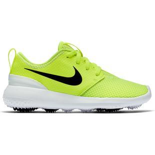 Junior Roshe G  Spikeless Golf Shoe - Yellow/Black