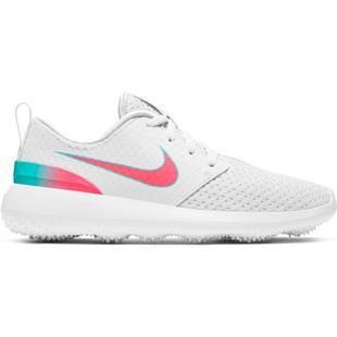 Junior Roshe G  Spikeless Golf Shoe - White/Multi