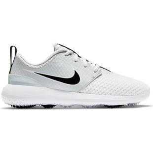 Junior Roshe G  Spikeless Golf Shoe - White/Grey/Black