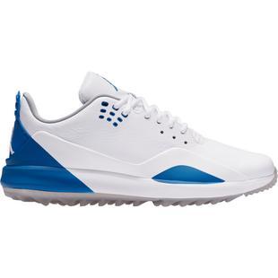 Men's Air Jordan ADG 3 Spikeless Golf Shoe - White/Blue