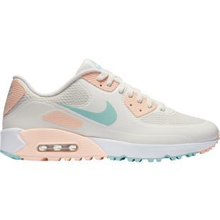 Chaussures Air Max 90 G sans crampons pour hommes - Blanc/Multicolore