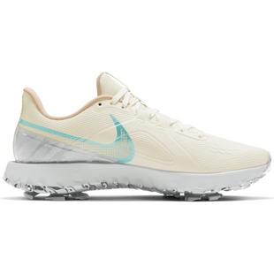 Chaussures React Infinity Pro à crampons pour hommes - Blanc/Multicolore