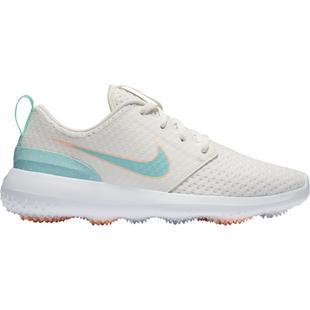 Women's Roshe G Spikeless Golf Shoe - White/Light Blue