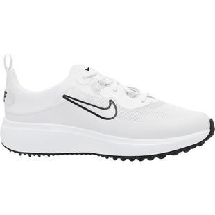 Chaussures Ace Summerlite sans crampons pour femmes - Blanc/Noir