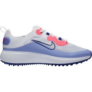Women's Ace Summerlite Spikeless Golf Shoe - White/Purple/Pink