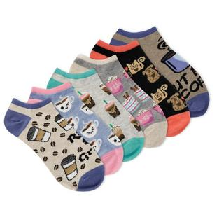 Women's Rise and Grind Low Cut Sock - 6 Pack