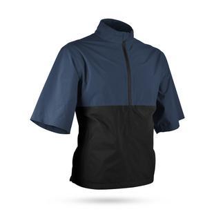Men's Monsoon Short Sleeve Rain Jacket