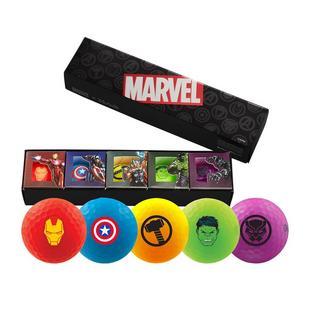 Marvel 5-Ball Set
