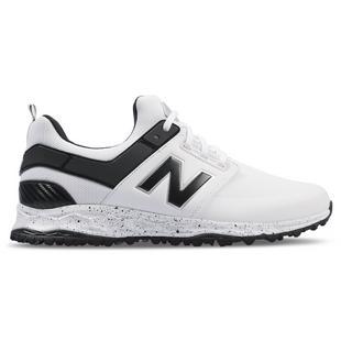 Men's Fresh Foam Links Spikeless Golf Shoe - White/Black