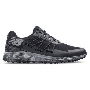 Men's Fresh Foam Pace Spikeless Golf Shoe - Black/Multi