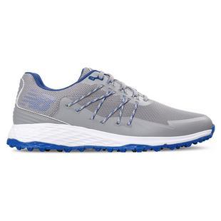 Men's Fresh Foam Pace Spikeless Golf Shoe - Grey/Blue