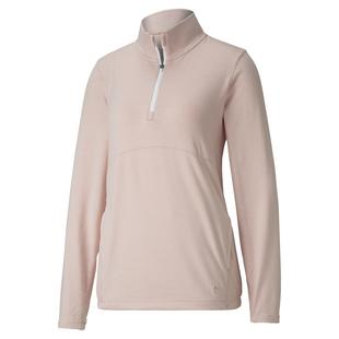 Women's Cloudspun 1/4 Zip Pullover Sweater
