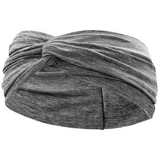 Bandeau à noeud torsadé chiné pour femmes