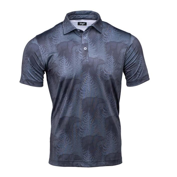 Polo Grizzly Bear pour hommes