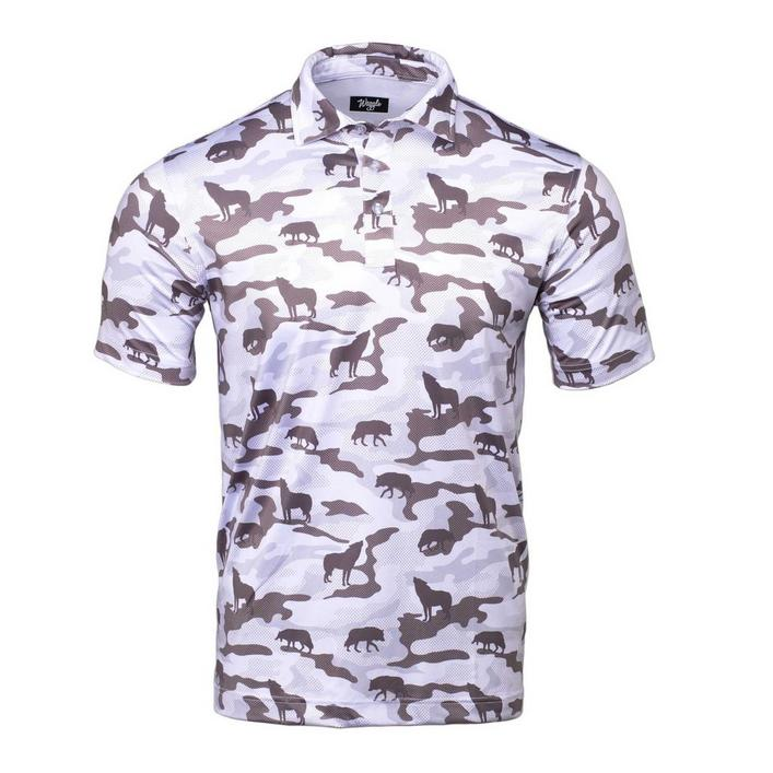 Polo Lone Wolf pour hommes