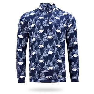 Men's Polar Bear 1/4 Zip Pullover