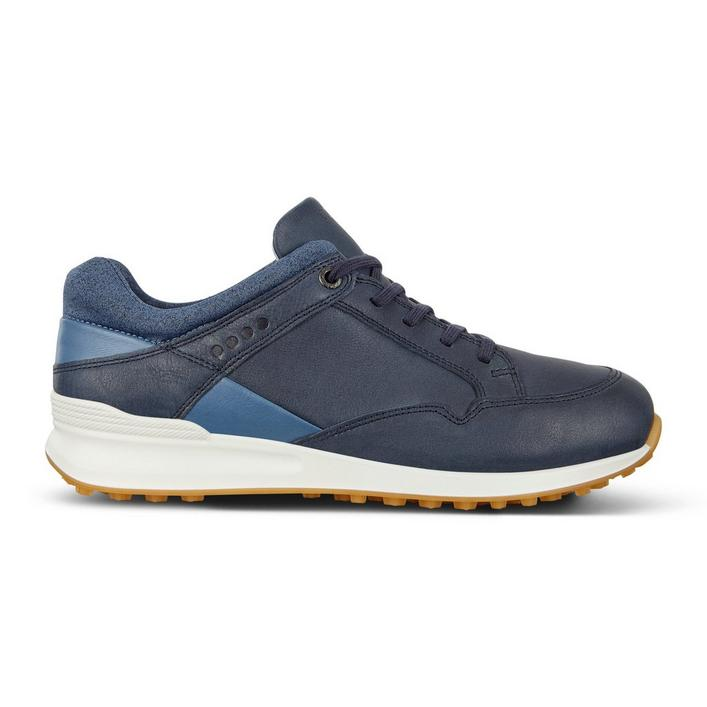 Chaussures Golf Street Retro sans crampons pour femmes - Bleu marine